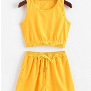 ZAFUL two piece short / tank set